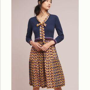 Anthropologie Loretta Dress